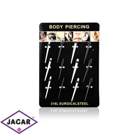 Body Piercing - 12szt - PRC03