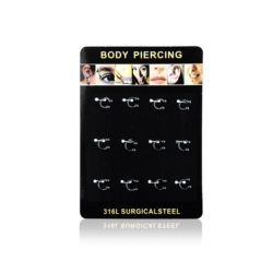 Body Piercing - 12szt - PRC09