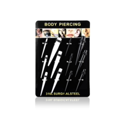 Body Piercing - 12szt - PRC16