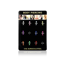 Body Piercing - 12szt - PRC21