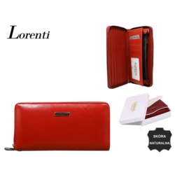 Portfel damski - GF119-SL red - P626