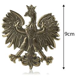 Figurka metalowa - Orzeł -  FR238