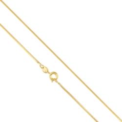 Łańcuszek pozłacany Xuping - 35cm - LAP1151