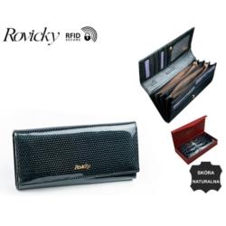 Portfel damski - 8802 - SBR black - P648