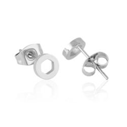 Kolczyki ze stali chirurgicznej Xuping - EAP7786