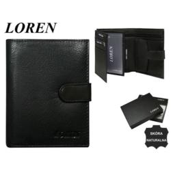 Portfel męski - D1072L-NGL - P657