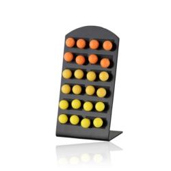 Kolczyki na paletce - 12szt. - EA1108