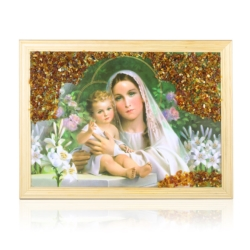 Święty Obrazek - Maria z Dzieciątkiem - OBS33