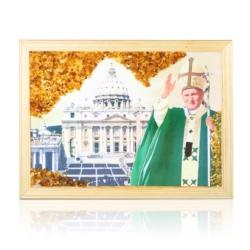 Święty Obrazek - Jan Paweł II - OBS34