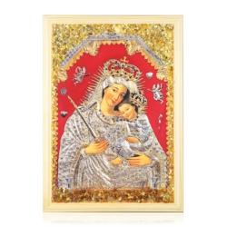 Ikona Prawosławna - Maria z Dzieciątkiem - IKO83