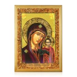Ikona Prawosławna - Maria z Dzieciątkiem - IKO85