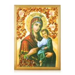 Ikona Prawosławna - Maria z Dzieciątkiem - IKO86