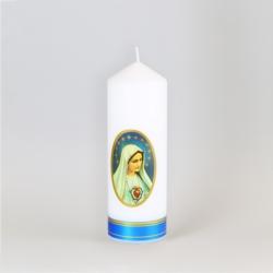 Świeca ołtarzowa - Św. Maria - 18cm - SG70