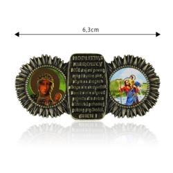 Figurka metalowa - Modlitwa kierowcy - FR246