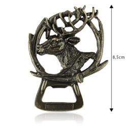Magnes metalowy - Jeleń - MM89