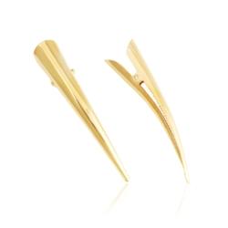 Klipsy fryzjerskie - 8cm - 12szt. - SZC63
