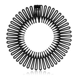 Opaski do włosów typu słoneczko - 12szt - OPS147