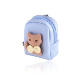 Brelok plecaczek z kotkiem - PU158