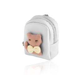 Brelok plecaczek z kotkiem - PU159