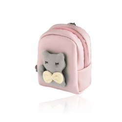 Brelok plecaczek z kotkiem - PU161