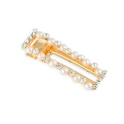 Spinka do włosów z perłami - 6cm - 12szt OS268 10