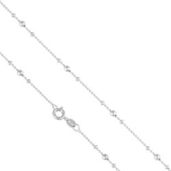 Łańcuszek rodowany - Xuping LAP1270