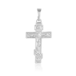 Krzyżyk rodowany - 3,3cm - Xuping PRZ1784
