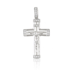 Krzyżyk rodowany - Xuping PRZ1806
