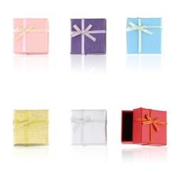 Pudełka prezentowe - 4x4cm - 24szt - OPA295