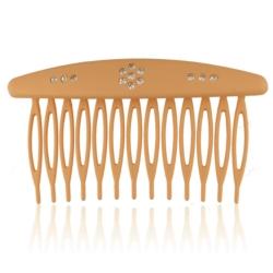 Grzebyk ozdobny do włosów dł. 8,5cm GRZ12