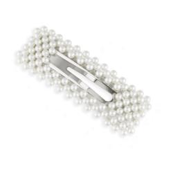 Spinki do włosów z perłami - 6szt OS300