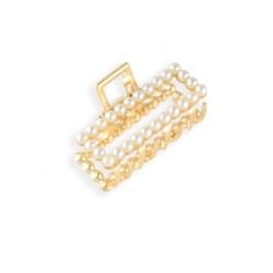 Spinki do włosów z perłami - 6szt OS303