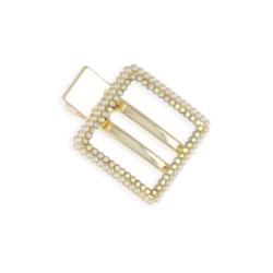 Spinki do włosów z perłami - 6szt OS305