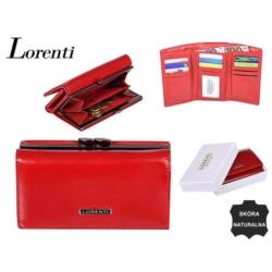 Portfel damski - 55020-NIC red - P676