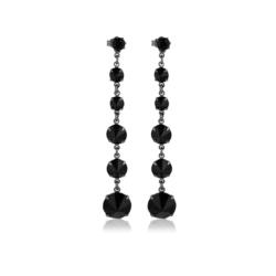 Kolczyki czeskie kryształy - EA1444