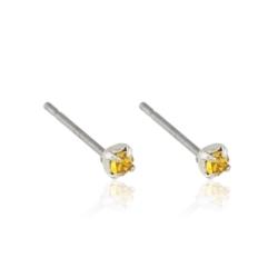 Kolczyki czeskie kryształy - EA1458