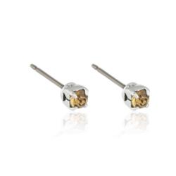 Kolczyki czeskie kryształy - EA1460