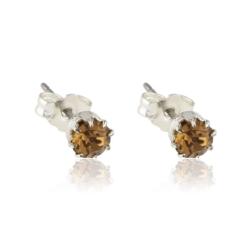 Kolczyki czeskie kryształy - EA1466