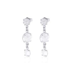 Kolczyki czeskie kryształy - EA1560