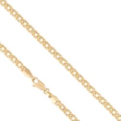 Łańcuszek pozłacany 60cm - Xuping LAP1300