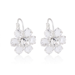 Kolczyki czeskie kryształy - EA1644