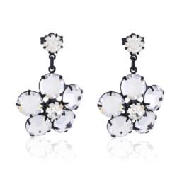 Kolczyki czeskie kryształy - EA1713
