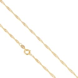 Łańcuszek pozłacany - Xuping LAP1316