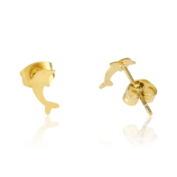 Kolczyki stal chirurgiczna- Xuping 0,8cm - EAP8805