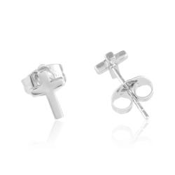 Kolczyki stal chirurgiczna- Xuping 1cm - EAP8810
