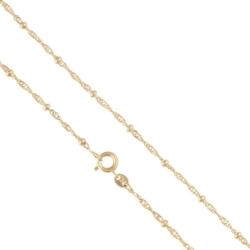 Łańcuszek pozłacany - Xuping LAP1331