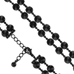Bransoletka czeska z kryształami - BRA1007