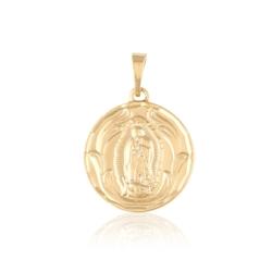Medalik pozłacany - Xuping - PRZ1853