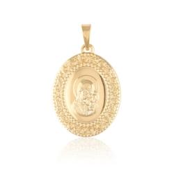 Medalik pozłacany - Xuping - 2,8cm - PRZ1877