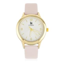 Zegarek damski - różowy - Z618